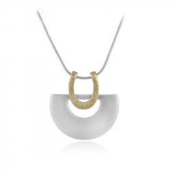 Brighton Semi-Circular Long Necklace