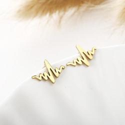 Bradshaw Rhinestone Stud Earrings