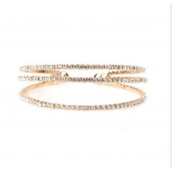 Boho Dream Bracelet - Pink / Gray