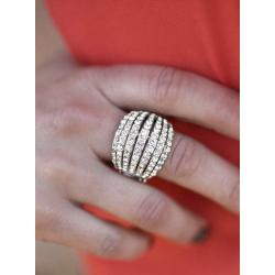 Fan-Cy Gold Vintage Ring