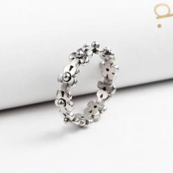 Ariel Pearl Cuff Ring
