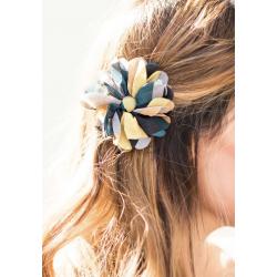 Harvest Blue Hair Clip